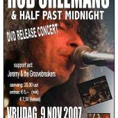 HPM dvd release concertposter